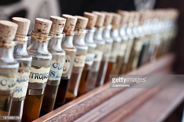 magical ingredients - homeopathic medicine stock photos and pictures