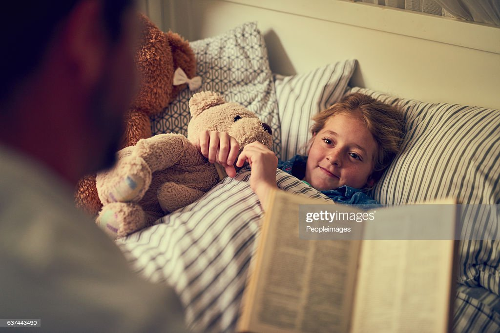 Magical stories to spark some sweetdreams : Stock Photo