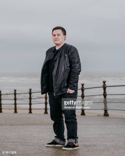 Magician Alan Rorrison poses for a portrait in Blackpool on February 20 2016 The most talented and innovative magicians in the world are working to...
