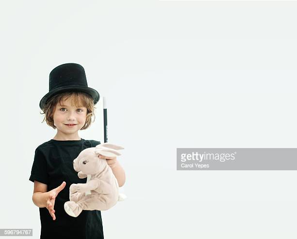 Magician boy