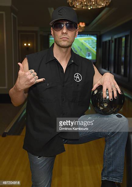 Magician Criss Angel and the Big Night Entertainment Group Celebrate The 5th Anniversary Of High Rollers With Criss Angel at High Rollers at Foxwoods...