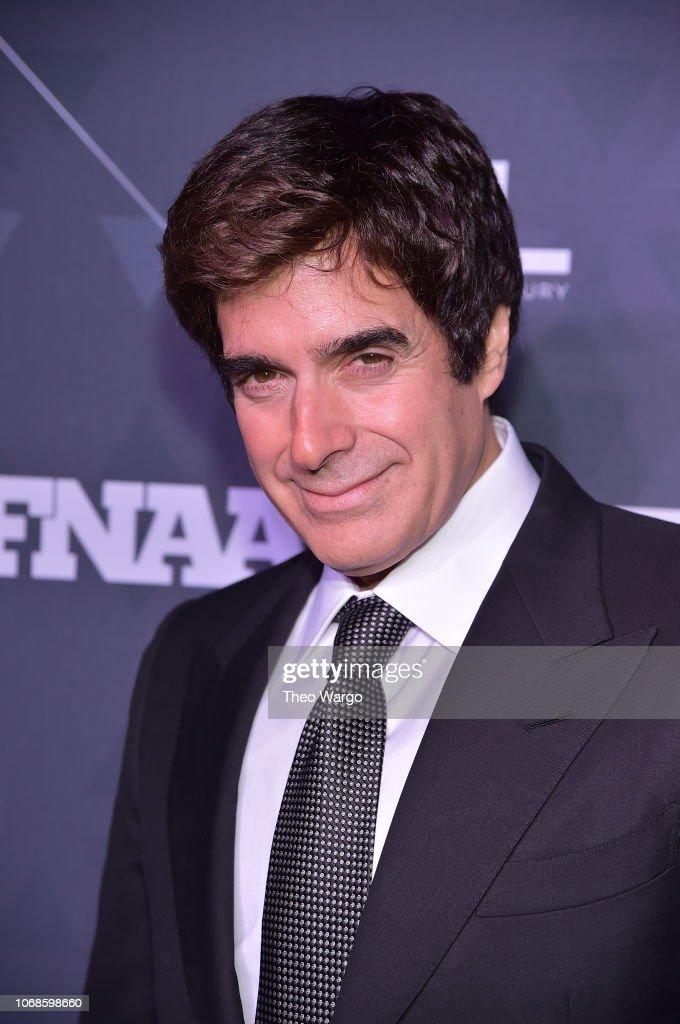 2018 FN Achievement Awards : News Photo