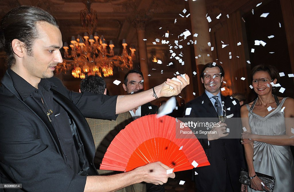 The Opening of Baccarat House Moscow - Cocktail Party : News Photo