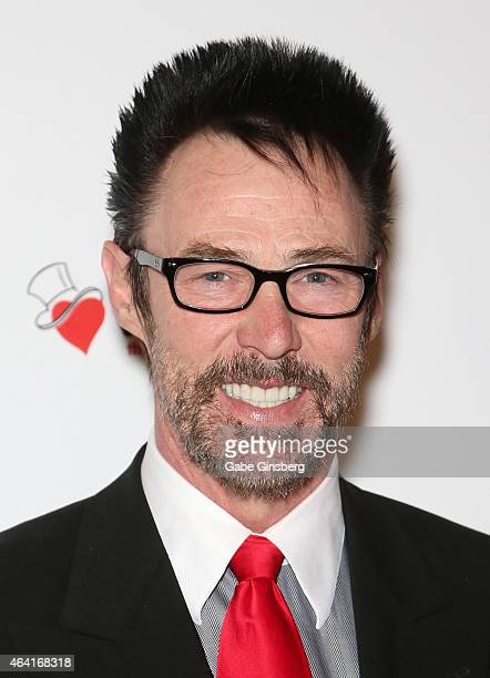 Magician Lance Burton arrives at the 6th annual Variety Salutes Hollywood Oscar viewing party by Variety The Children's Charity at the Brenden...