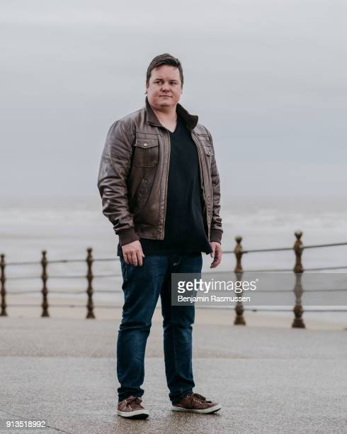 Magician Lloyd Barnes poses for a portrait in Blackpool on February 20 2016 The most talented and innovative magicians in the world are working to...