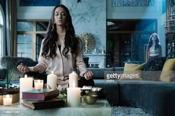 THE MAGICIANS Magicians Anonymous Episode 504 Pictured Stella Maeve as Julia Wicker