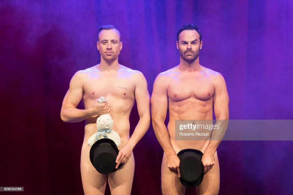 The Naked Magicians at Trafalgar Studios, London, Great