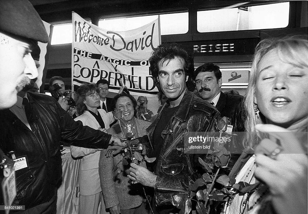 David Copperfield : News Photo