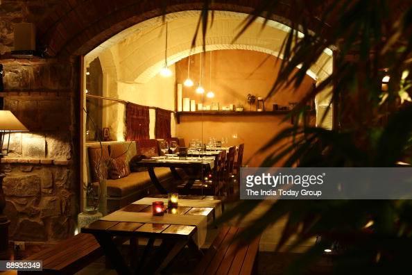 Magique A Fine Dinning Restaurant At Garden Of Five Senses