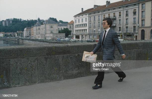 Magistrate JeanMichel Lambert has accused Christine Villemin of murder Gregory Villemin was found murdered on October 16 1984 in the Vologne River