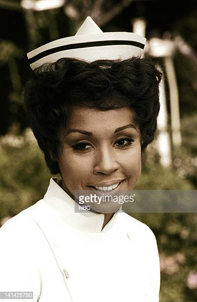 JULIA Magna Cum Lover Episode 7 Aired Pictured Diahann Carroll as Julia Baker Photo by NBCU Photo Bank
