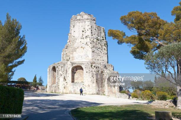 Magne tower in Nimes