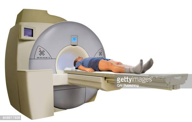 Magnetic resonance imaging Medical imaging technique that produces two and three dimensional images of internal organs by harnessing the magnetic...