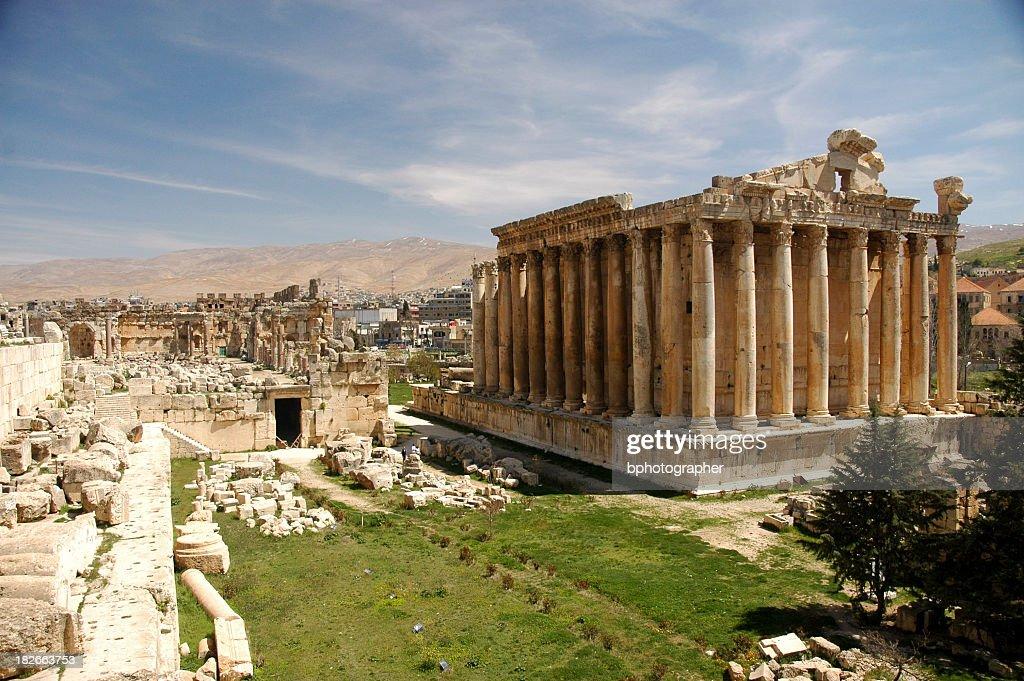 ヘリオポリスのバッカス神殿 : ストックフォト