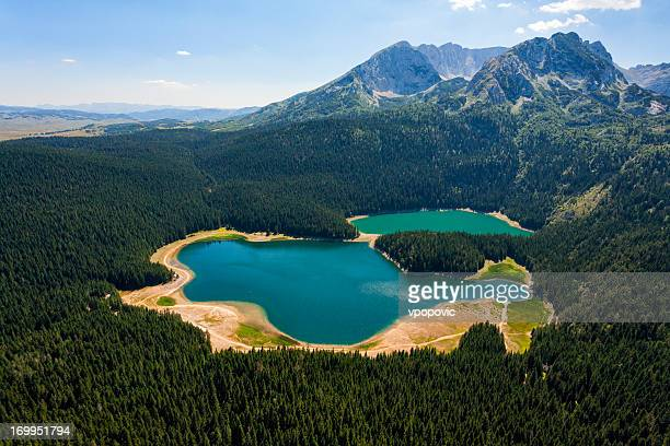magnificent durmitor - montenegro stock pictures, royalty-free photos & images