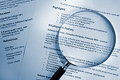 Magnifying Glass on Resume