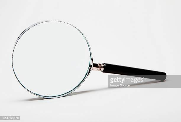 magnifying glass - magnifying glass stock pictures, royalty-free photos & images