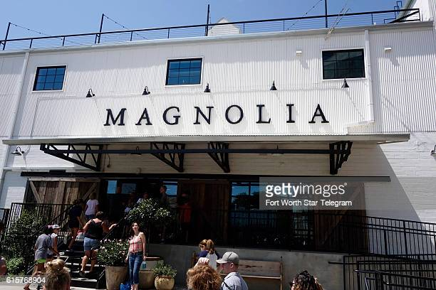 Magnolia Silos for Indulge in Waco, Texas.