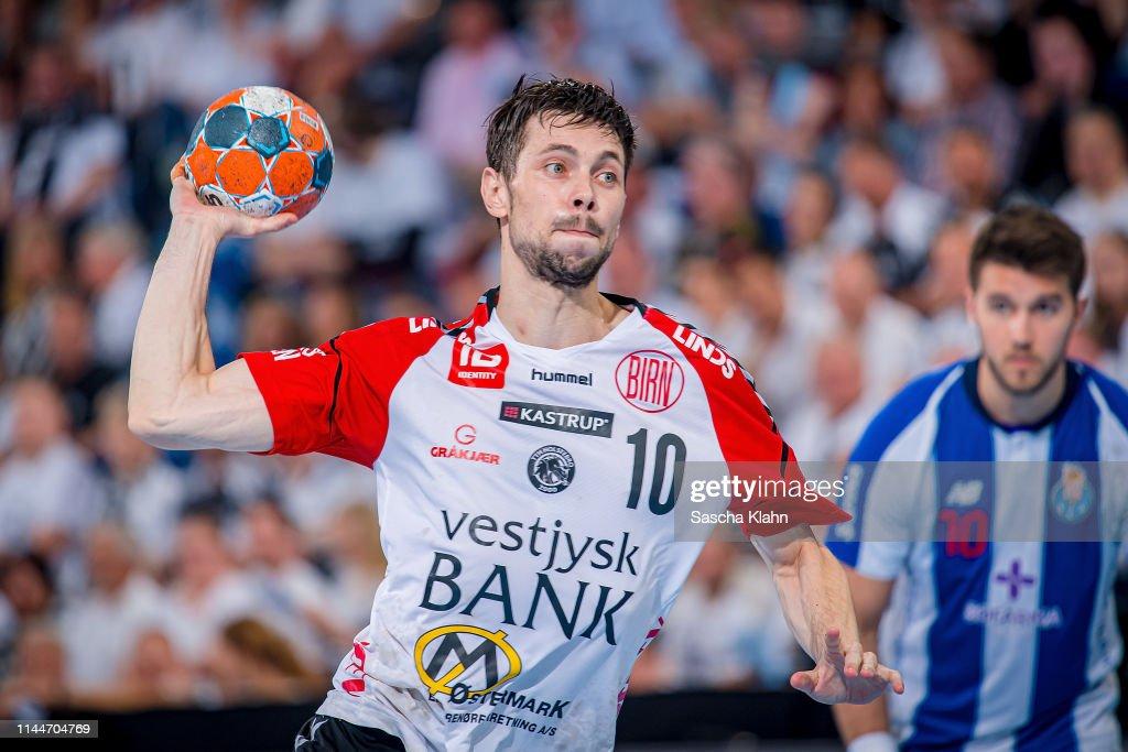 DEU: TTH Holstebro v FC Porto - EHF Cup Finals 2019