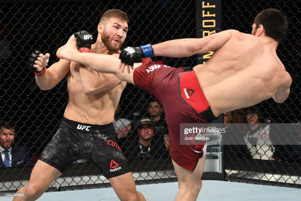 UFC Fight Night: Cutelaba v Ankalaev : News Photo