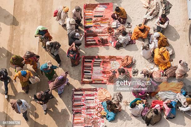 maha kumbh mela 2013 - kumbh mela stock pictures, royalty-free photos & images