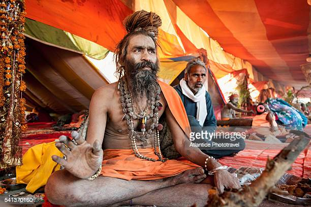 maha kumbh mela 2013 - prayagraj stock pictures, royalty-free photos & images