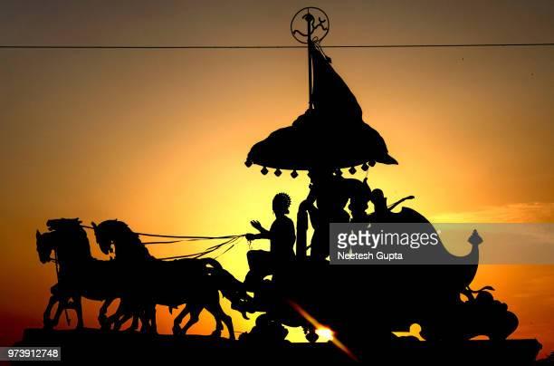 Mahabharata Rath