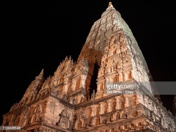 Mahabodhi After Dark