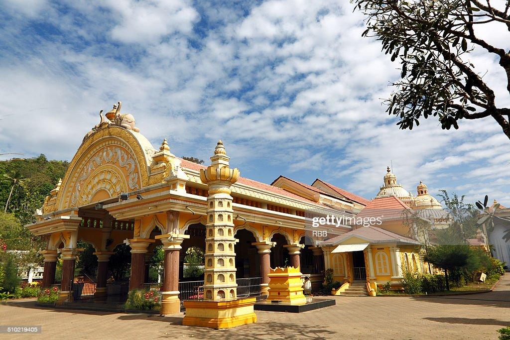 Mahalaxmi Temple Goa : Stock Photo