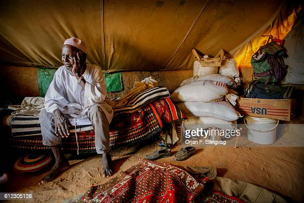 Mahamoud Anja fled drought and hunger in the 1980s. In 2003 he fled again, this time from the Darfur genocide. Two of his sons was killed in a...