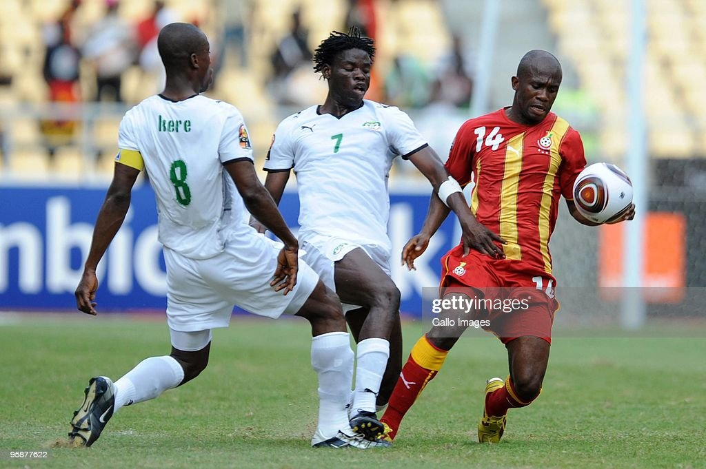 Burkina Faso v Ghana Group B - African Cup of Nations