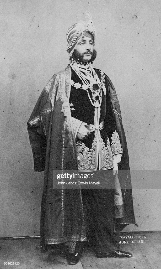 Maharaja Duleep Singh : Foto jornalística
