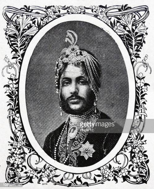 Maharaja Duleep Singh the Black Prince of Perthshire was the last Maharaja of the Sikh Empire He was Maharaja Ranjit Singh's youngest son the only...