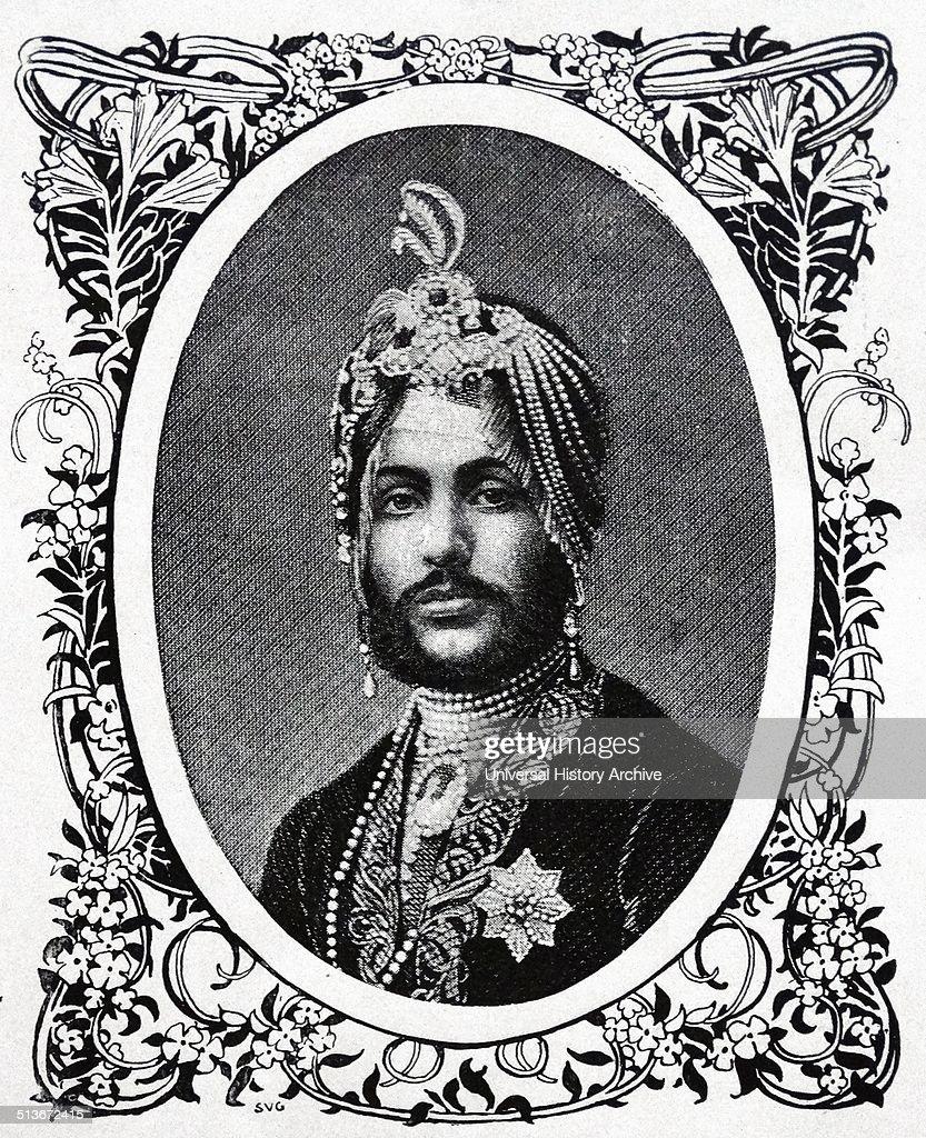 Maharaja Duleep Singh. : News Photo