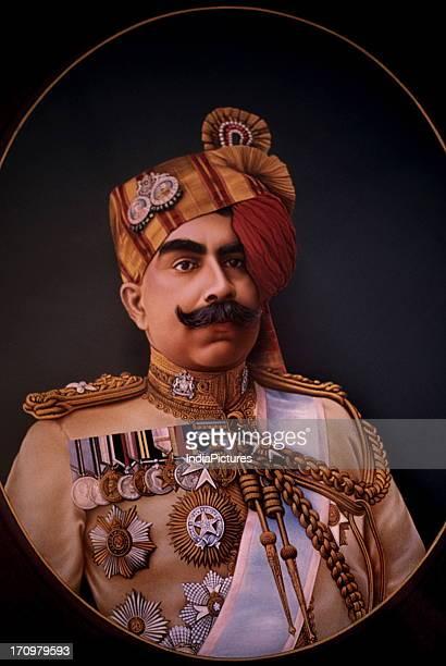 Maharaja Ganga Singh Bikaner Rajasthan India