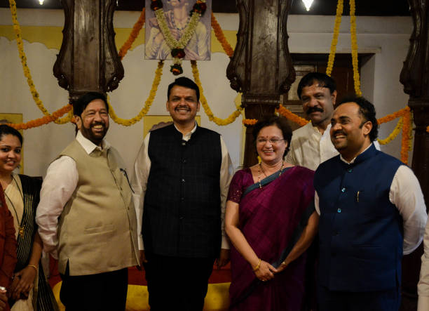 IND: Maharashtra Chief Minister Devendra Fadnvis Inaugurates Nana Wada Museum