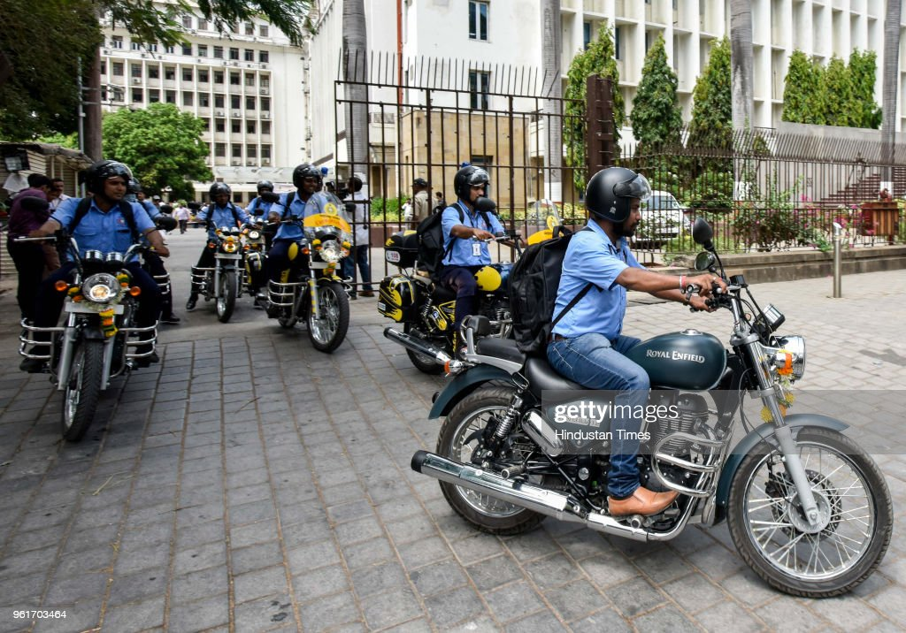 Maharashtra Government Launches New 20 Motorbikes Ambulance Service In Mumbai