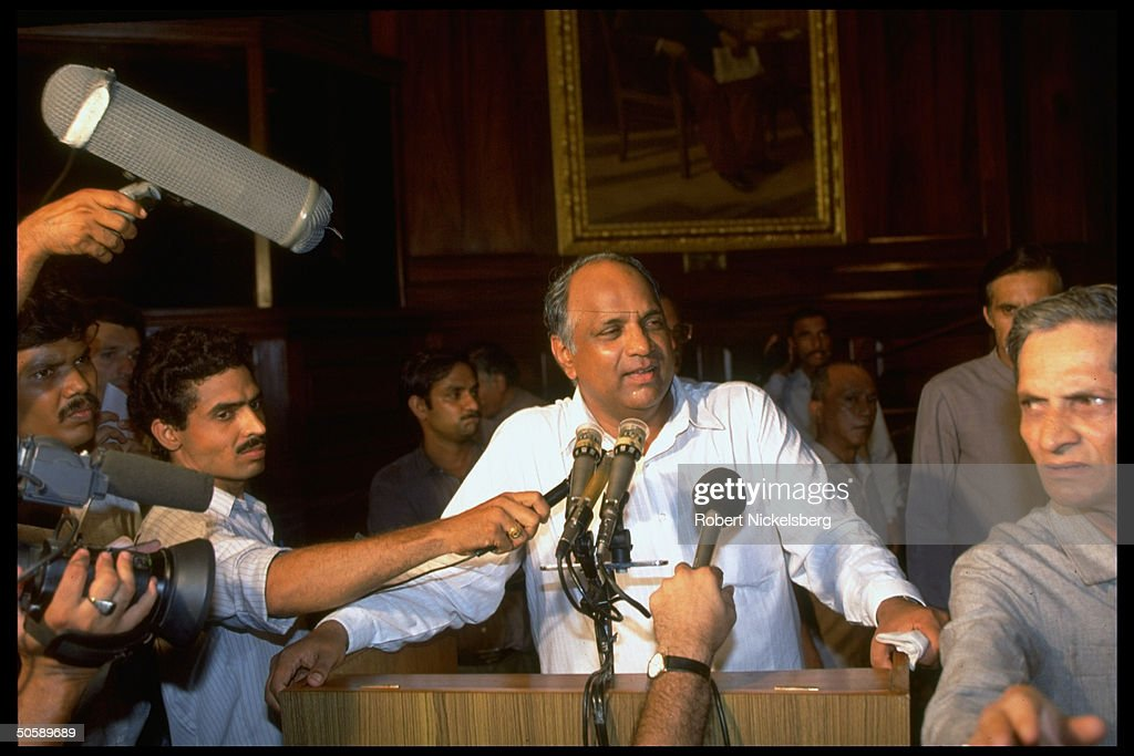 Sharad Pawar : News Photo