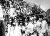 Maharishi mahesh yogi with members of the beatles and other famous picture id73874278?s=170x170