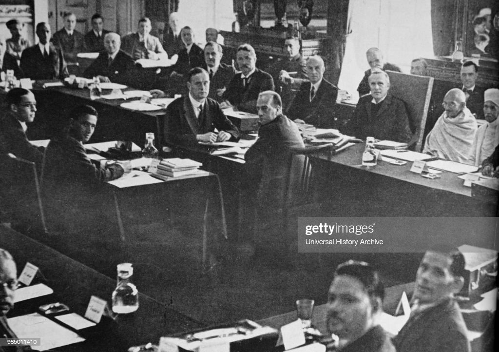 Picture of: Mahatma Gandhi Attends The Second Round Table Conference September D News Photo Getty Images