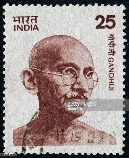 Mahatma Gandhi de la firma