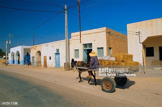 mahboubine, djerba island, tunisia, north africa - djerba stockfoto's en -beelden