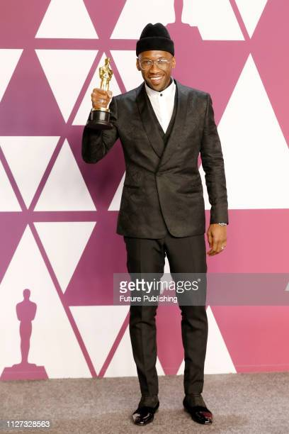 Mahershala Ali 91st Annual Academy Awards press room at the Dolby Theater in Hollywood California on February 24 2019