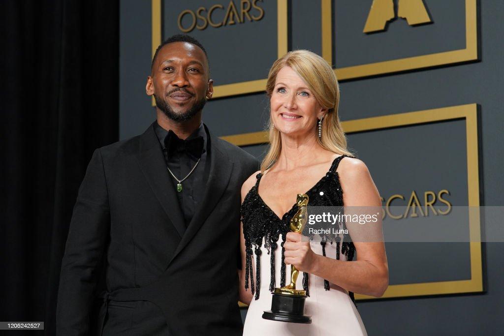 92nd Annual Academy Awards - Press Room : Foto di attualità