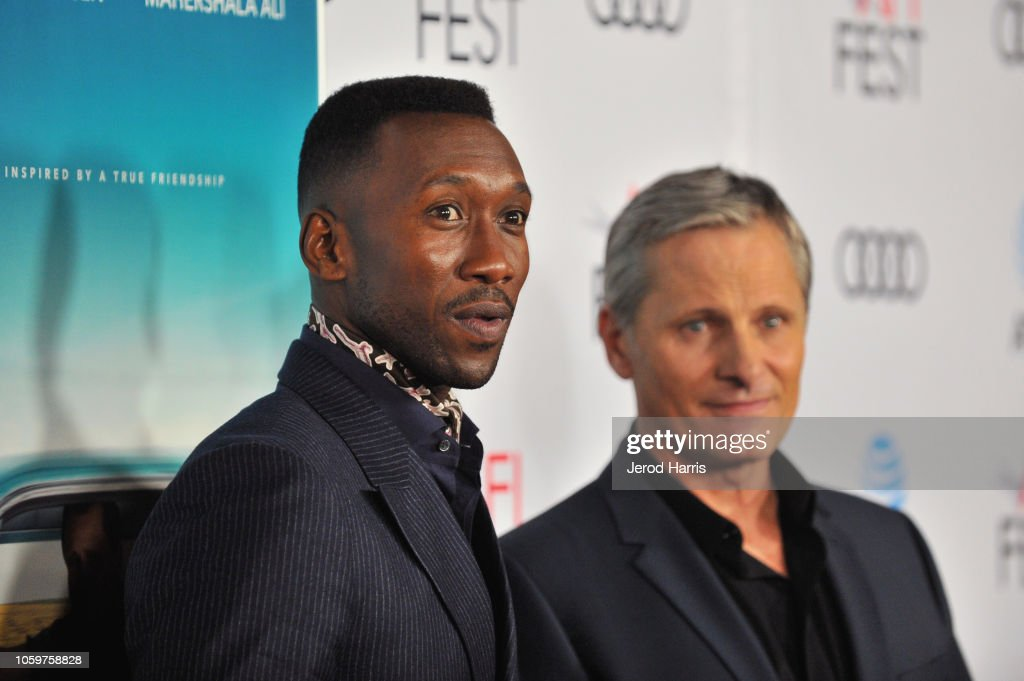 "AFI FEST 2018 Presented By Audi - Gala Screening Of ""Green Book"" - Arrivals : News Photo"