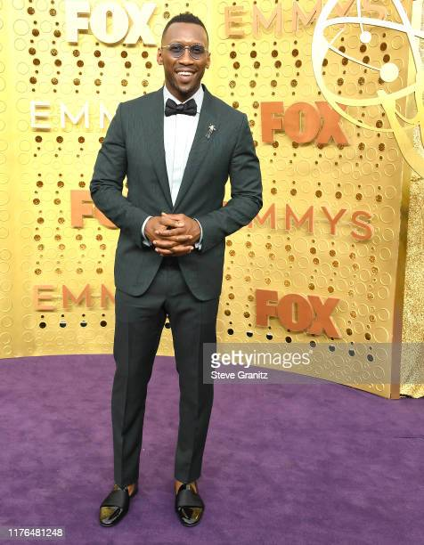 Mahershala Ali arrives at the 71st Emmy Awards at Microsoft Theater on September 22 2019 in Los Angeles California
