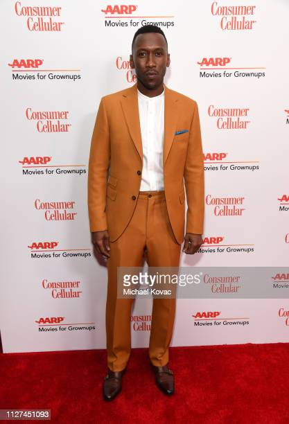 Mahershala Ali attends AARP The Magazine's 18th Annual Movies for Grownups Awards at the Beverly Wilshire Four Seasons Hotel on February 04 2019 in...