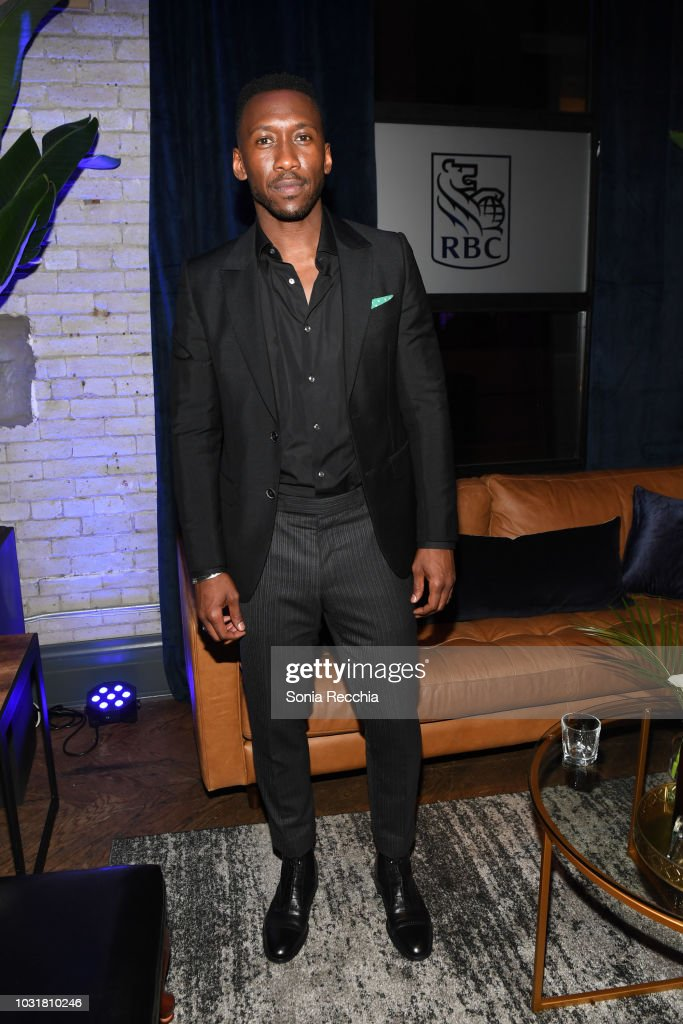 """CAN: RBC Hosted """"Green Book"""" Cocktail Party At RBC House Toronto Film Festival 2018"""