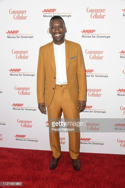 Mahershala Ali attends the 18th Annual AARP The Magazine's Movies For Grownups Awards at the Beverly Wilshire Four Seasons Hotel on February 04 2019...