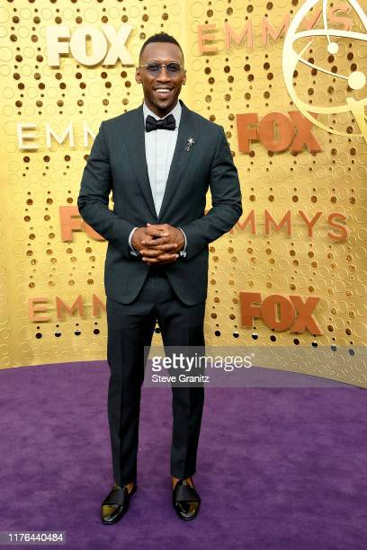 Mahershala Ali attends the 71st Emmy Awards at Microsoft Theater on September 22 2019 in Los Angeles California